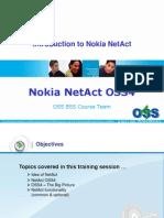 01 Introduction to Nokia NetAct