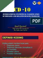 Dasar2 ICD-10 (Gandi)