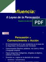 6 Leyes de La Persuacion