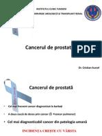 CURS 07.2-Cancerul de Prostata