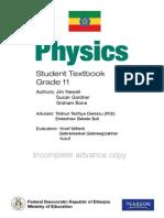 Physics Grade 11 SBK Units 1-3