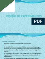 Clase Diseño de Experimentos 1 Unimagd