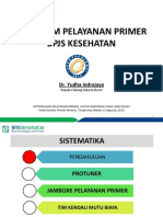 Program Pelayanan Primer-presentasi Kc 082014