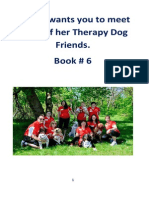 Book 6 Mecho's St. John Ambulance Therapy Dog Friends