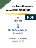 Nuclear Ramjet Flyer Jun 02