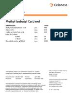 Sales Specification MIBC