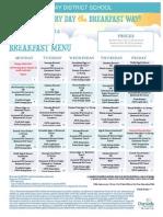 breakfast menu k-8 sept 2014r