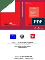Toscana Rapporto doc up ob2 allegati rfe