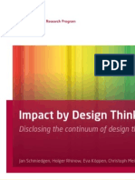 Impact by Design Thinking - Sneak Peek v1.0