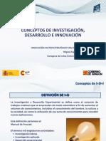 MI 16.450 Garcia Muro, Miguel Conceptos de Investigacion e INNOVACIO