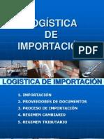 LOgistica de Importaciones