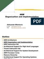cpe626-ARMorganization