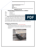 Informe N 0001 - ByV - 2012 Reparacion General de Chanacadora Kue Ken Octubre 2012
