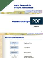 Localizacion y Dimensionamiento