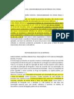 Informativo Civil 2012