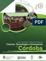 PlanEstrategico de Ciencia, Tecnologia e Innovación de Córdoba.pdf