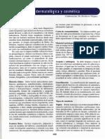 Cirugía Dermatológica y Cosmética
