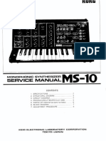 KorgMS10-ServiceManual