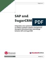 Sap and Sugar Crm