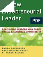 The New Entrepreneurial Leader EXCERPT