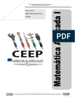 Apostila Matemática Aplicada - Elet 2013.1