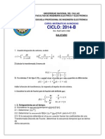 Balotario MATE5 AVANZADAS Examen Final