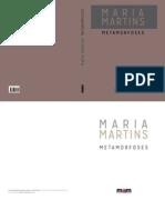 Catálogo Maria Martins Metamorfoses