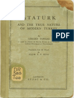 Gerard Tongas Ataturk and the True Nature of Modern Turkey 0