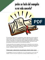 2014_04_COmo interpretar un texto del evangelio para mi vida concreta.pdf