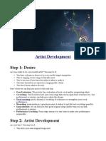 Artist Development