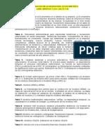 Programa Econometria II Grupos 71, 72 Y 50
