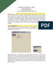Storing User Profile in Dot Net
