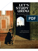 LetsStudyUrdu An Introductory Course Text