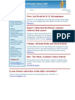 Newsletter Dec 7