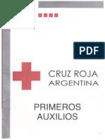 Manual Primeros Auxilios de La Cruz Roja
