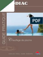 Zodiac Guide Chauffage de Piscine