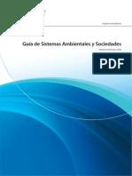 Guia Sistemas Medioambientales y Sociedades