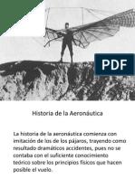 1. Historia de La Aeronáutica