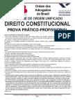 VI Exame Constitucional-segunda Fase