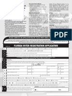 Florida Voter Registration