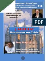 Documental Segunda Unción Mormona