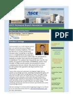 2014 May - ASCE Richmond Newsletter