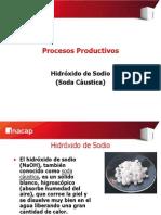 Soda Cáustica 2013