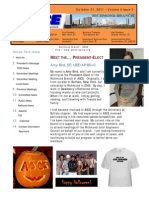 2011 November - ASCE Richmond Newsletter