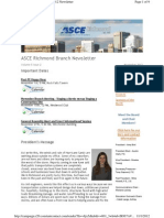 2012 November - ASCE Richmond Newsletter