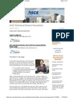 2013 June - ASCE Richmond Newsletter