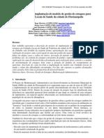 Macieira Et Alli - Modelo de Gestao de Estoques Para as Unidades Locais de Saude - XXIV ENEGEP - 2004