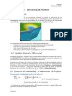 Cap 4- Dinamica de Fluidos