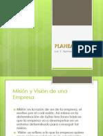 PLANEACIÓN (Luis E.espinosa Diaz)