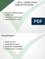 Sgc Sefaz Rs Auditor Tecnologia Informacao 01 a 16